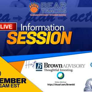 Brown Advisory Information Session