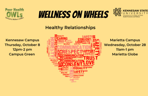 Wellness on Wheels: Healthy Relationships