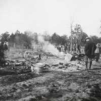 The Rosewood Incident in Florida, 1923