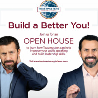Toastmasters Open House: Daybreakers Club
