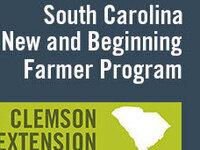 SC New and Beginning Farmer Clemson Extension Logo