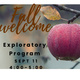 Exploratory Program Fall Welcome!