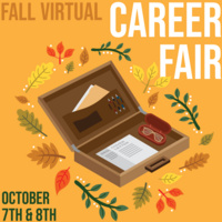 Fall Career Fair: Freshman + Sophomore Focus