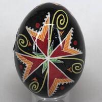 Pysanky Holiday Egg Design