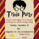HP trivia party graphic