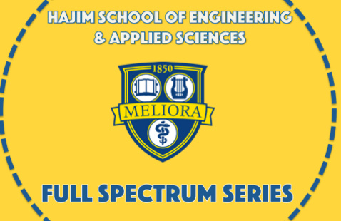 Full Spectrum Series: Chemical Engineering with Dr. Marc Porosoff