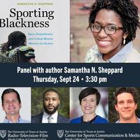 RTF Media Studies Colloquium: Sporting Blackness