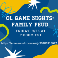 OL Game Nights: Family Feud