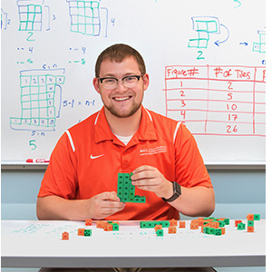 Math Grad Student