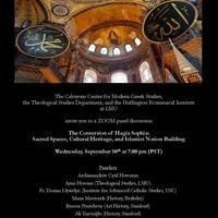 The Conversion of Hagia Sophia