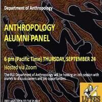 Virtual Anthropology Alumni Panel