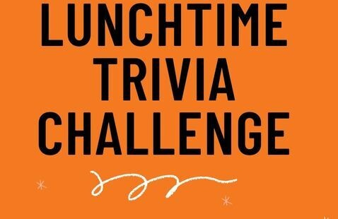 Lunchtime trivia challenge