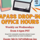 APASS Drop-In Office Hours