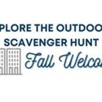 Explore the Outdoors Scavenger Hunt