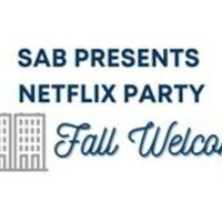 SAB Presents: Netflix Watch Party