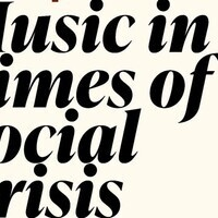 ConceptX: Music in the Time of Social Crisis