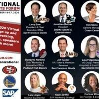 National Sports Forum Virtual Fall Summit *Must Register*