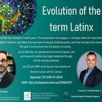 Evolution of the Term Latinx