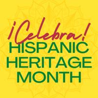 Celebra! Hispanic Heritage Month