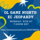 OL Game Nights: EC Jeopardy