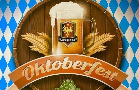 Oktoberfest at Ironshield Brewing