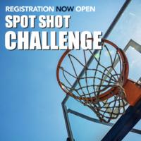 Basketball Spot Shot Challenge