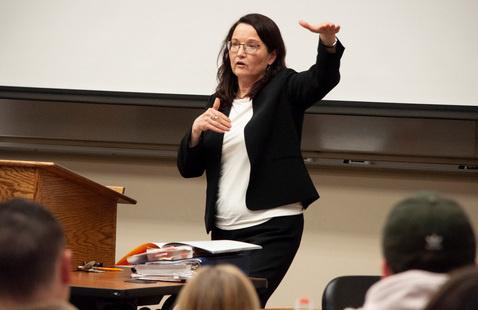 Professor Jean Phillips