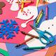 Take & Make: Snowflake Ornaments