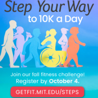 Step Your Way challenge - register by October 4