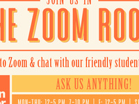 Tatkon Center Zoom Room - Ask Us Anything!