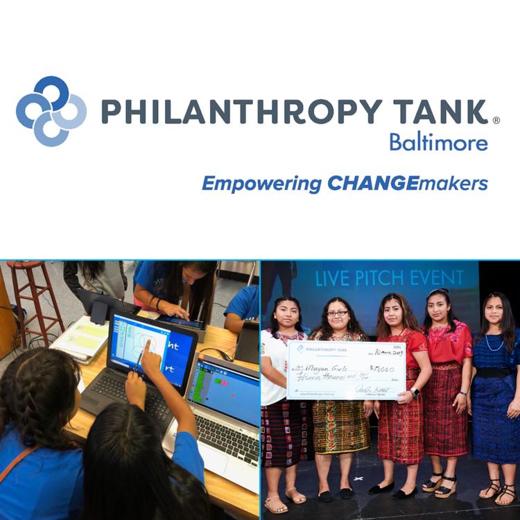 Philanthropy Tank Baltimore Student Finals Event