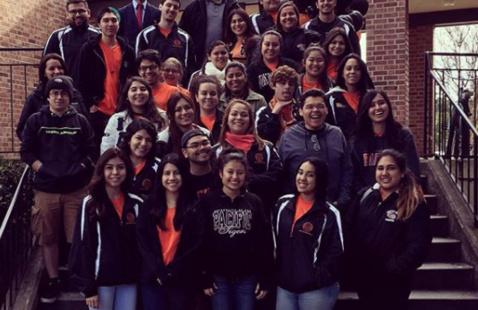 Sana Sana: Quien Soy? (LatinX and Native American Student Success)