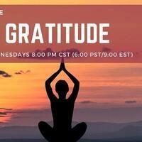 Gratitude Manifestation Circle