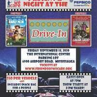 We Care Night at the Drive-In