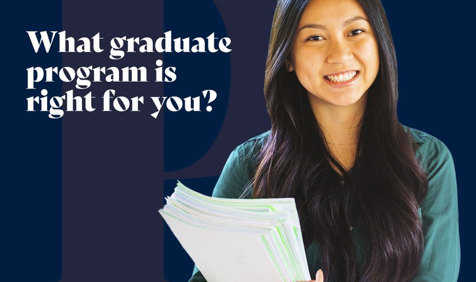 Explore Pacific's Graduate Programs