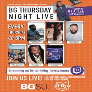 BG Thursday Night Live
