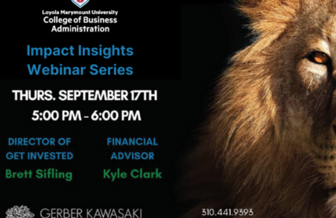 Impact Insights Webinar: A Lion's Guide to Impact Investing