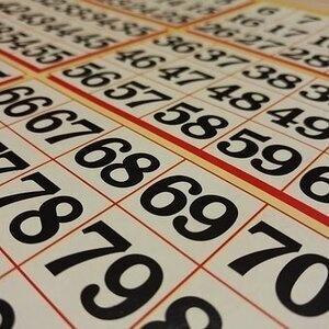 Virtual Playlist Bingo