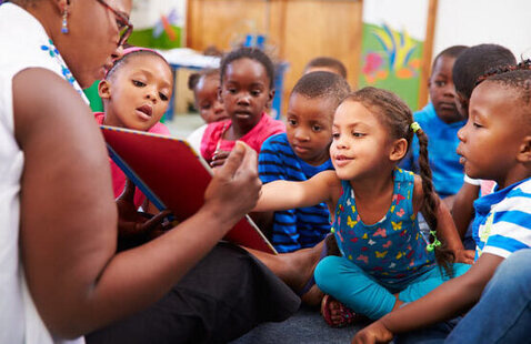 Who Inspires You? A Social Justice Storytime