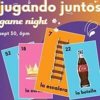 Jugando Juntos Game Night