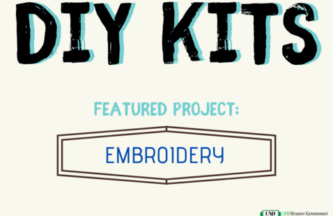 DIY Kits: Embroidery