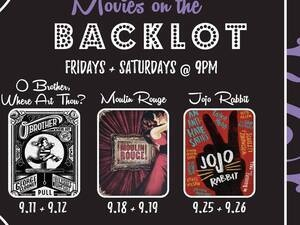 Movies on the Backlot