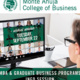 MBA & Graduate Programs Information Session - September 22, 2020