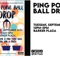 Ping Pong Ball Drop