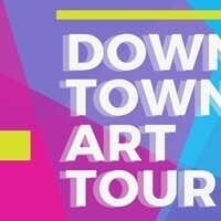 Downtown Art Tour (Wednesday)