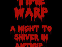 Time Warp: A Night To Shiver in Anitici...
