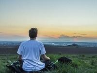 Cornell Wellness Golden Orb Meditation