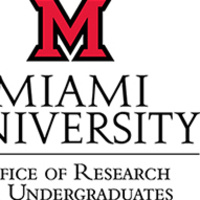 image with text: Miami University Office of Research for Undergraduates