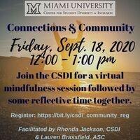 Mindful Moments Virtual meditation event on 9/18/2020