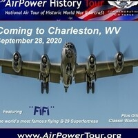 AirPower History Tour Coming to Charleston, WV